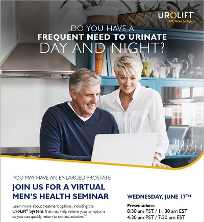 Urolift Workshop Dates